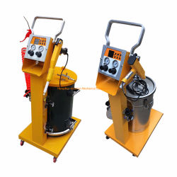 Conservazione dell'energia ed ambiente - macchina dello spruzzo di valutazione dei costi della polvere di protezione