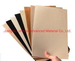 Tejido de fibra de vidrio recubiertas de PTFE Non-Stick tela utilizada para la fabricación de guantes máquina