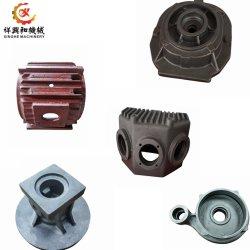 Aluminio OEM A356t6 Arena de pieza del motor de mecanizado de fundición gris piezas/SG/hierro dúctil moldeado en arena