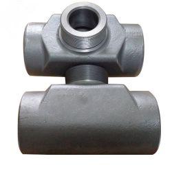 수도 펌프를 위한 연성이 있는 철 주물 벨브 몸통 무쇠