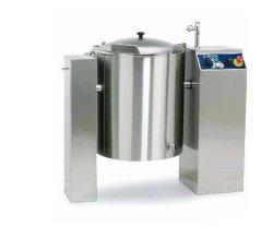 ホテルおよびレストラン装置のステンレス鋼の電気傾くBoilin鍋