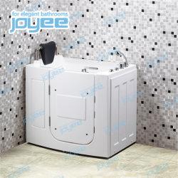 Для использования внутри помещений Joyee акриловый старые люди идут в ванной