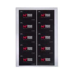 Серебро для струйной печати пластиковый лист из ПВХ для принятия решений материала