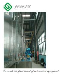 Automático de la nueva línea de revestimiento en polvo de aluminio y metal