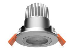 新しいデザイン12W 15W円形の正方形の形アルミニウム高いCRIの屋内市民の穂軸LEDの天井の点はつく