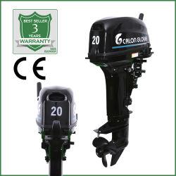 2 цикл 18HP электрический подвесным мотором лодки двигатели для 3.8-4.2m резиновые Dinghy
