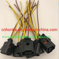 Le fil électrique automatique à 2 broches Connecteur de faisceau câblage pour VW Audi A4 A6 A8 Q5 Q7 1J0 973 702