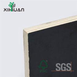 Encofrado de plástico de la construcción/ Film enfrenta la madera contrachapada/láminas de madera contrachapada