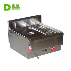 商業ステンレス鋼3鍋の電気Bain Marieの食糧ウォーマー