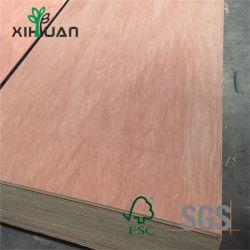 Compensato commerciale poco costoso per uso dell'imballaggio e della mobilia della decorazione della costruzione