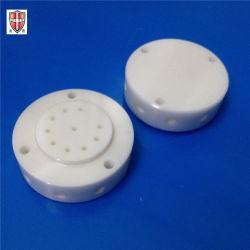 O refratário Zircónia isolante de alta precisão da placa do cilindro do disco de cerâmica