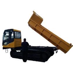 Rastreados Agrícolas de veículo de transporte acompanhado do veículo de transporte acompanhado de veículos em trânsito