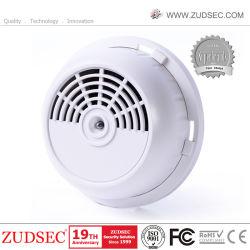 Alta confiabilidade com fios do sensor de vazamento de gás Detector para segurança doméstica de Alarme de Incêndio
