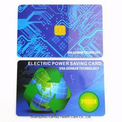 Пользовательские за 6000-8000 отрицательные ионы Energy Saver карты карта экономии электроэнергии