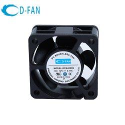 Vierkante Ventilator 4020 van het Comité Ce Verklaarde Elektrische KoelVentilator RoHS