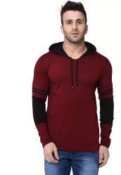 El otoño de los Hombres sudadera con capucha Cordón Color puro desgaste del deporte casual