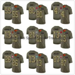 2019 de Tom Brady patriotas Mens Womens Camisetas de fútbol de Nueva Inglaterra
