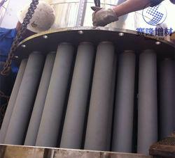 De aço inoxidável com filtro de membrana com tubo de fiação como principal matéria-prima