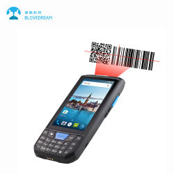 PDA industriel Barcode Scanner Android ordinateur portable