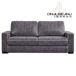 Moderner Entwurfs-kombiniertes Sofa-Multifunktionsgewebe-Sofa/Transformable Falten-heraus Sofa-Bett