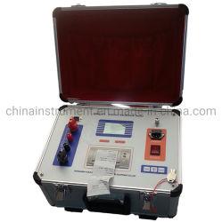 Las pruebas de resistencia de aislamiento de alta calidad de instrumento de medición digital Disyuntor Probador de resistencia de contacto