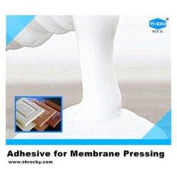 PVC와 MDF를 위한 물에 근거하는 Membrance 압박 접착제