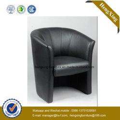Simple fauteuil canapé en cuir / Bureau / Loisirs Président Président de la barre (HX-V053)