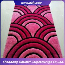 Qulaity高いポリエステル現代シャギーな敷物のカーペット