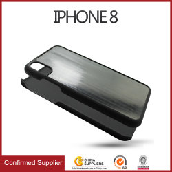 Harter PC Soem-DIY Plastiktelefon-Kasten für iPhone 8