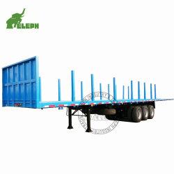 Langer Fahrzeug-Träger-Baum/Dorn-/Planke-Vorstand/Bauholz/Protokoll-/Holz-/Baumstamm-/Bauholz-halb Schlussteil