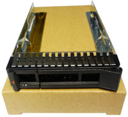 Новый 00e7600 2,5-дюймовых жестких дисков SATA жесткий диск HDD кронштейн лоток лоток отсека для жестких дисков для IBM Lenovo сервера