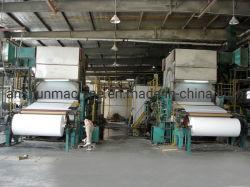 China (Venta caliente) 1092 pequeña máquina de papel higiénico de hacer dinero