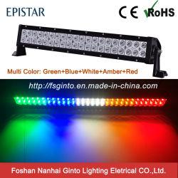 Barra luminosa LED Ofroad multicolore Newfashion 180W da 31,5 pollici