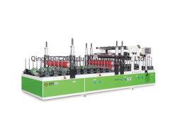 熱い接着剤600のmmのPURのWPCまたはPVCボード薄板になる機械木製の働く機械