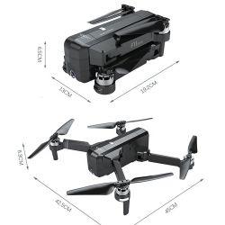 Regolatore a distanza RC Quadcopter, ronzi, giocattolo dell'aeroplano, giocattolo del professionista F11 della mosca
