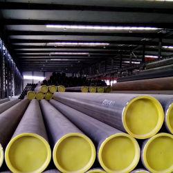 Seamless perfectionné ASTM A54 B 18 pouces en alliage de tuyau en acier