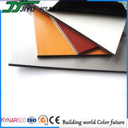 Piscine de 4mm Matériau de construction du panneau composite en aluminium