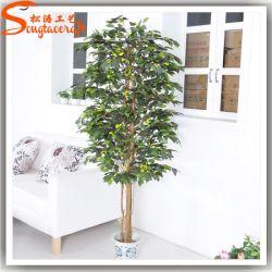 Albero artificiale Bonsai Ficus per decorazione all'aperto o all'interno