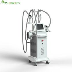 Shaper van het lichaam Vermindering van Cellulite van de Machine van het Vermageringsdieet van de V-vorm van de Anti van de Massage Cellulite van de Oefening Radiofrequentie van de Rol de Gezichts