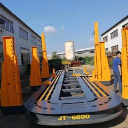 Car Bench de l'alignement du corps de la Machine de redressage de châssis