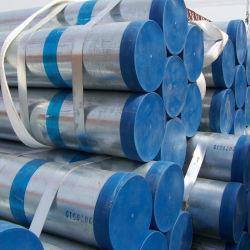 BS1387 ASTM A53 горячей DIP-Pre оцинкованных/углерода/трубки из нержавеющей стали