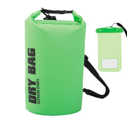 جديد عادة علامة تجاريّة قابل للانهيار [رولّ توب] مسيكة حقيبة ضغطة محيط حقيبة مسيكة مع هاتف حقيبة