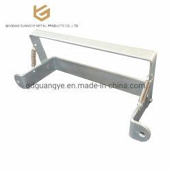 Lamiera sottile placcata zinco di precisione che timbra Parte-Metallo che timbra parte