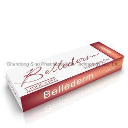 Высокая безопасность хорошие цены Bellederm OEM Гиалуроновая кислота Derm наливной горловины топливного бака