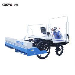 La Maquinaria agrícola Kosyo semillas de arroz de la sembradora Transplanter Diesel para la venta