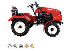 12-15 HP - Deux roue entraînée à deux plaques d'embrayage à sec petit /mini tracteur