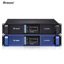 Fp14000 4400W 2 Canales de Alta Lab Gruppen Amplificador de Potencia de 18 Pulgadas de Doble Bass