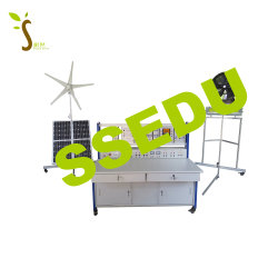 Strumentazione verde di formazione professionale del sistema di addestramento di energia rinnovabile dell'addestratore di energia