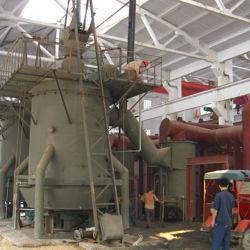 化学薬品、ガラス、食糧、繊維工業で使用される単段のガスの生産者のプラント