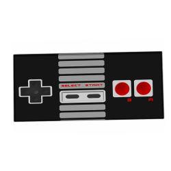 Impresión de logotipo personalizado Equipo grande mouse pad de goma
